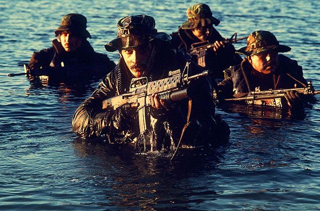 SEALs隊員