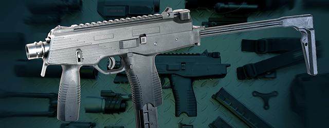 MP9/TP9 シリーズ|サブマシンガン|エアガン・ガス-ブローバック|KSC