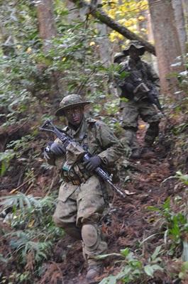 自衛隊空挺・レンジャー課程