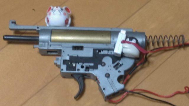 次世代M4メカボックス