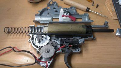 次世代M4メカボの内部
