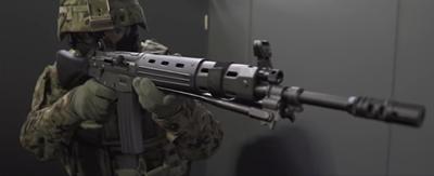 89式小銃直銃床タイプ